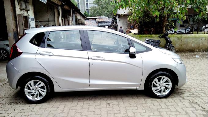 Used 2016 Honda Jazz Car In Mumbai