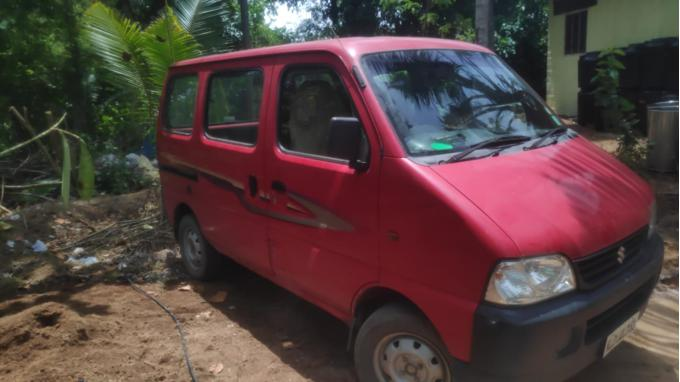 Used 2010 Maruti Suzuki Eeco Car In Trivandrum