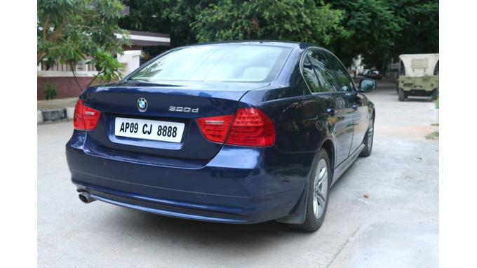 Used 2011 BMW 3 Series Car In Hyderabad