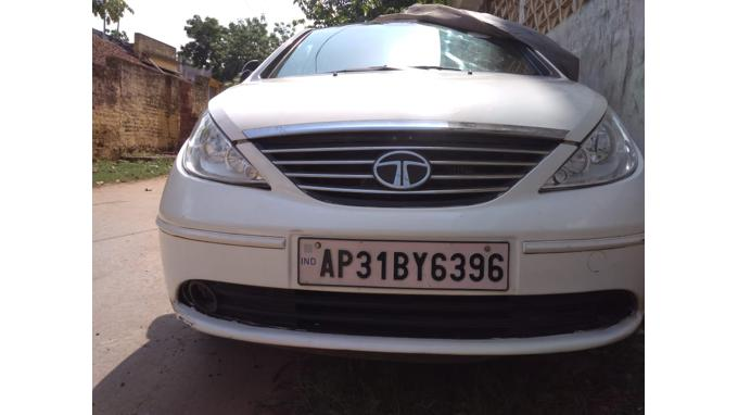 Used 2012 Tata Indica Vista Car In Rajahmundry