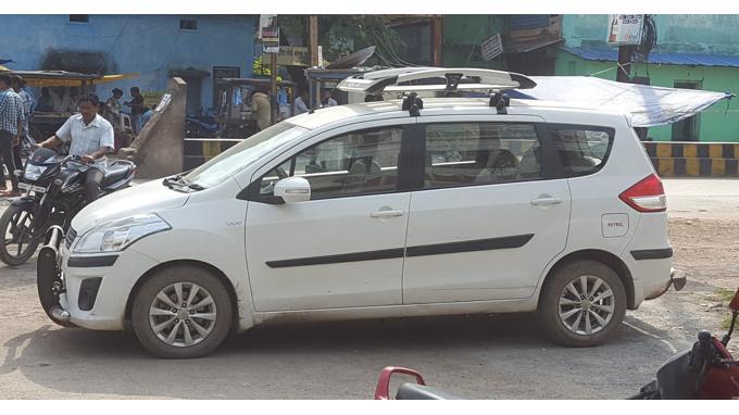Used 2015 Maruti Suzuki Ertiga Car In Raigarh
