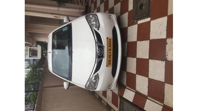 Used 2015 Toyota Etios Car In Navi Mumbai