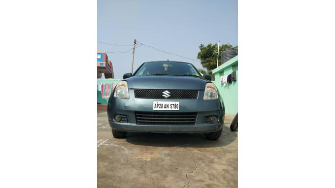 Used 2005 Maruti Suzuki Swift Old Car In Hyderabad