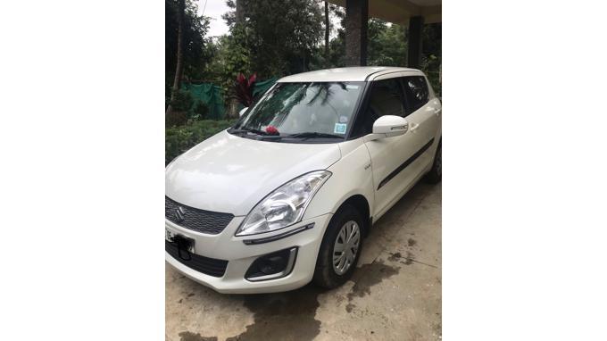Used 2014 Maruti Suzuki Swift Car In Bangalore