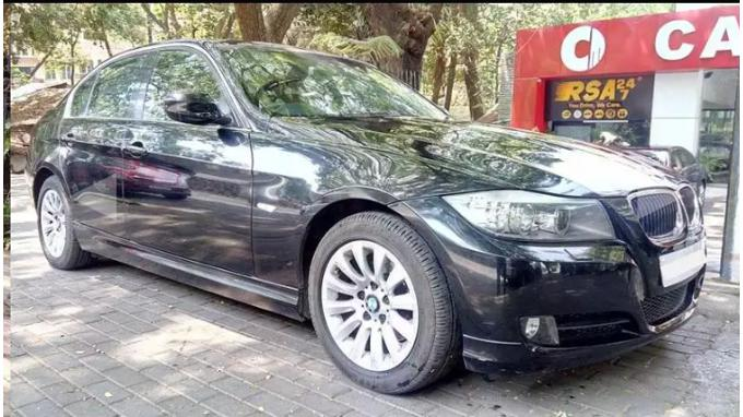 Used 2009 BMW 3 Series Car In Pune