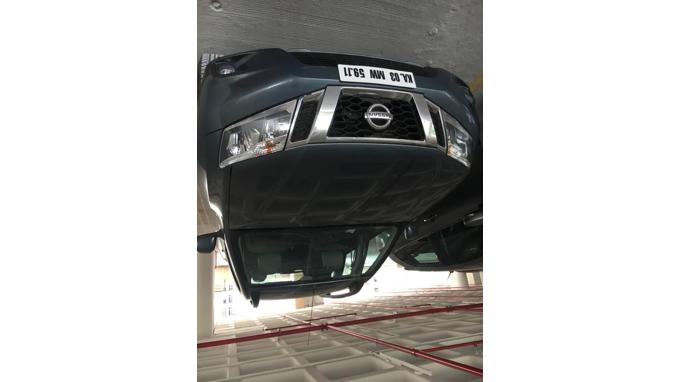Used 2015 Nissan Terrano Car In Bangalore