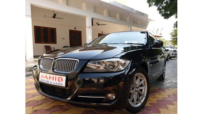 Used 2010 BMW 3 Series Car In Agra