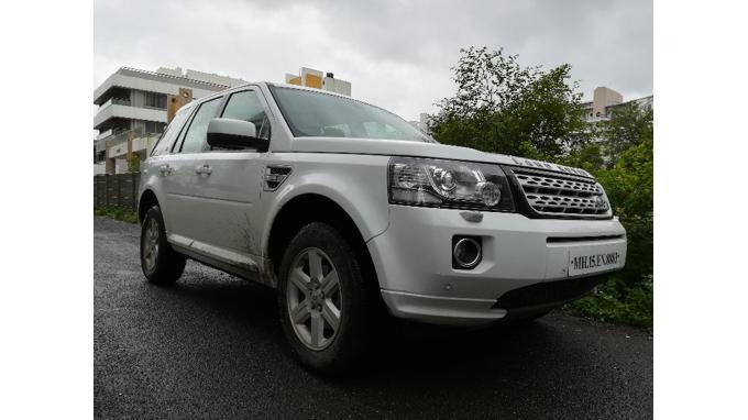 Used 2014 Land Rover Freelander 2 Car In Shirdi
