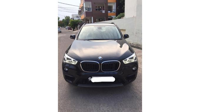 Used 2016 BMW X1 Car In Lucknow