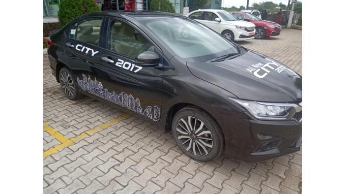 Used 2017 Honda City Car In Pune