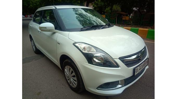 Used 2015 Maruti Suzuki Swift Dzire Car In Ghaziabad