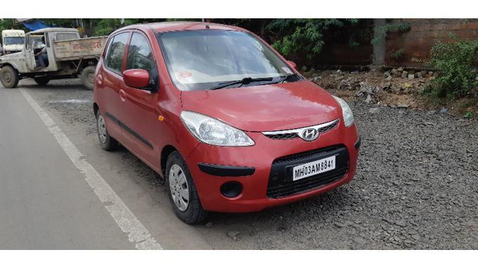 Used 2008 Hyundai i10 Car In Akola
