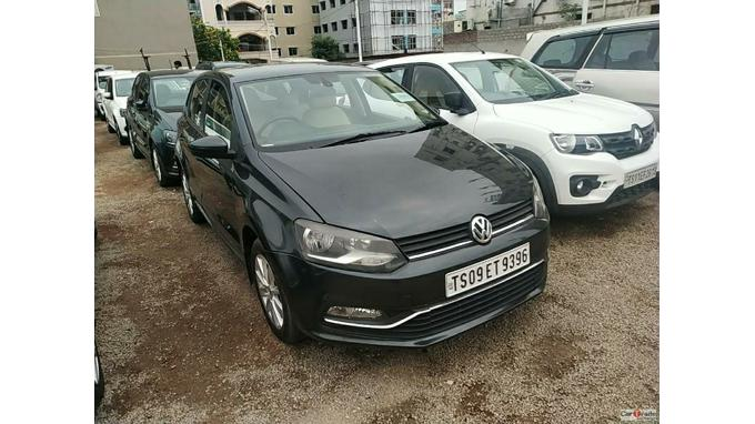 Used 2017 Volkswagen Polo Car In Hyderabad
