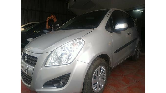 Used 2013 Maruti Suzuki Ritz Car In Amravati