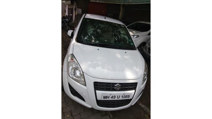 Used 2014 Maruti Suzuki Ritz Car In Amravati