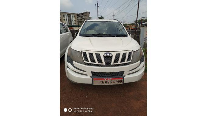 Used 2013 Mahindra XUV500 Car In Raipur