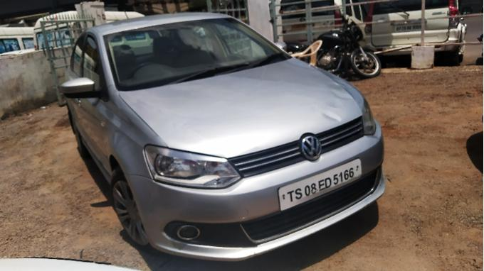 Used 2013 Volkswagen Vento Car In Hyderabad