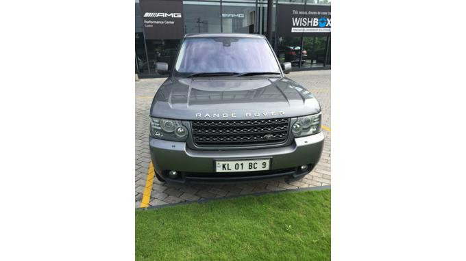 Used 2011 Land Rover Range Rover Car In Trivandrum