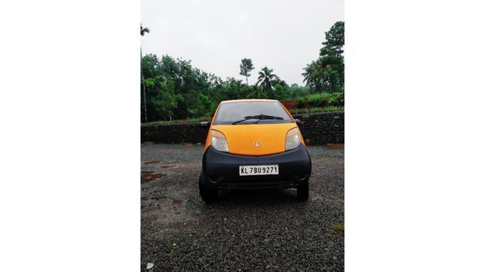Used 2012 Tata Nano Car In Cochin