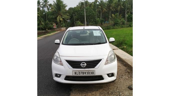 Used 2012 Nissan Sunny Car In Kottayam