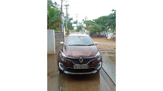 Used 2017 Renault Captur Car In Visakhapatnam