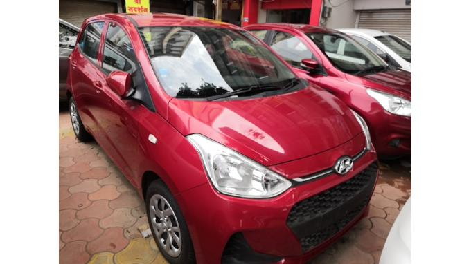 Used 2018 Hyundai Grand i10 Car In Indore