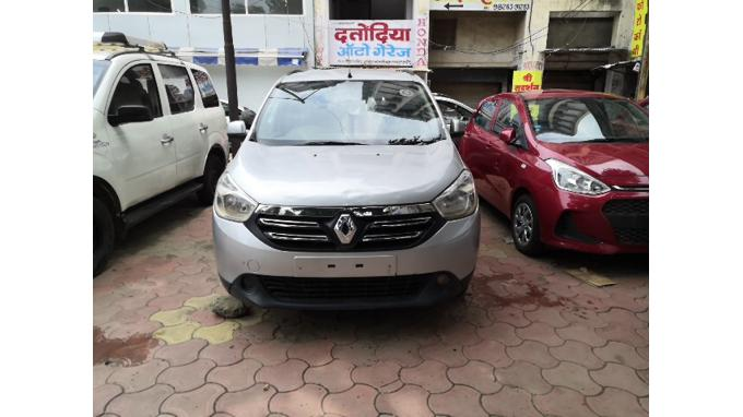 Used 2015 Renault Lodgy Car In Ratlam
