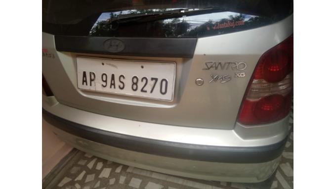 Used 2003 Hyundai Santro Xing Car In Hyderabad