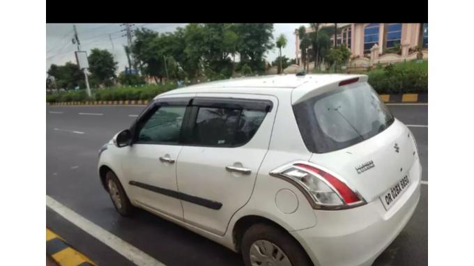 Used 2012 Maruti Suzuki Swift Car In Bhubaneswar