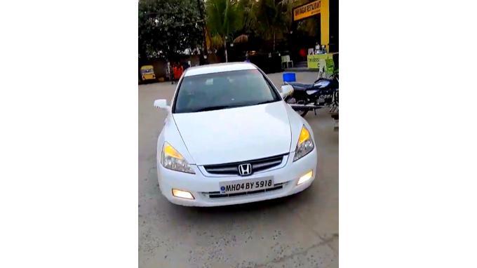 Used 2004 Honda Accord Car In Indore