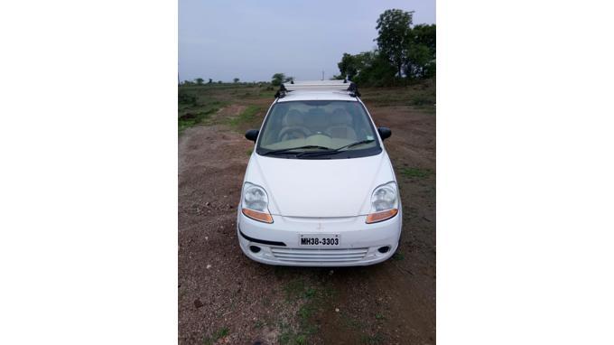Used 2011 Chevrolet Spark Car In Akola
