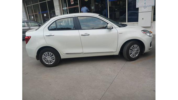 Used 2017 Maruti Suzuki New Swift DZire Car In Hyderabad