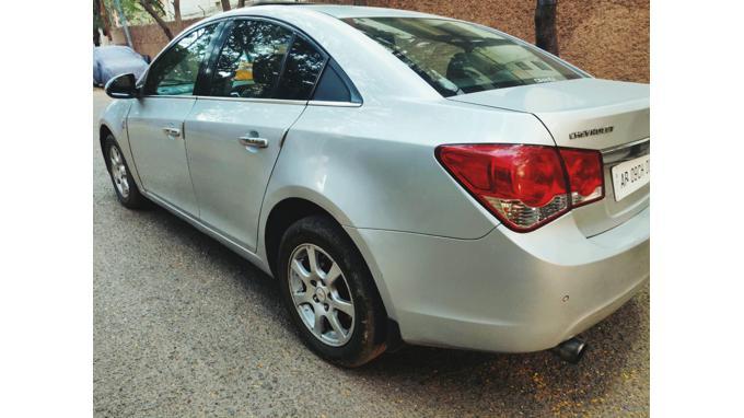 Used 2011 Chevrolet Cruze Car In Hyderabad