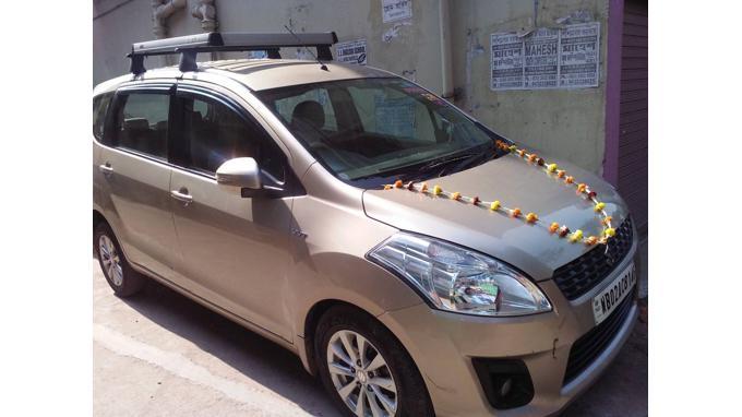 Used 2013 Maruti Suzuki Ertiga Car In Kolkata