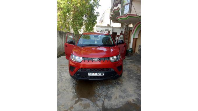 Used 2018 Mahindra KUV100 NXT Car In Pune