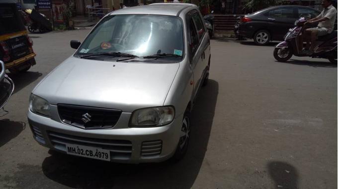 Used 2011 Maruti Suzuki Alto Car In Thane
