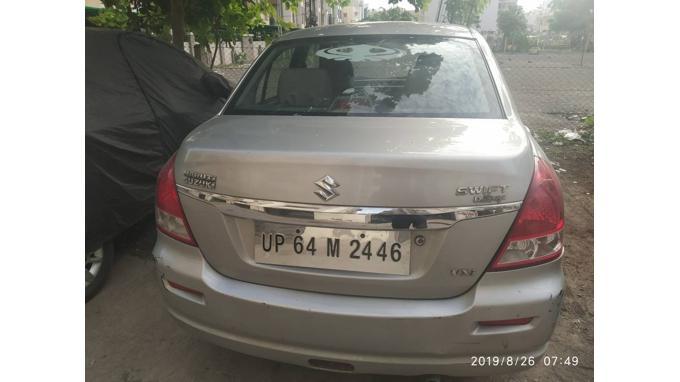 Used 2009 Maruti Suzuki Swift Dzire Car In Jamnagar