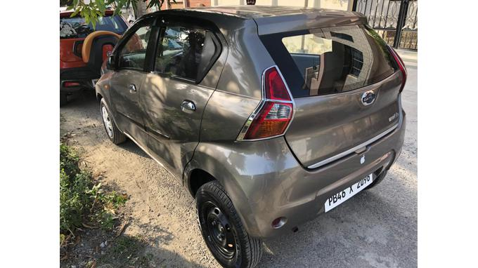 Used 2016 Datsun Redi-GO Car In Amritsar