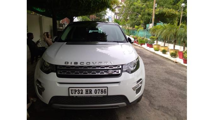 Used 2016 Land Rover Discovery Sport Car In Lucknow