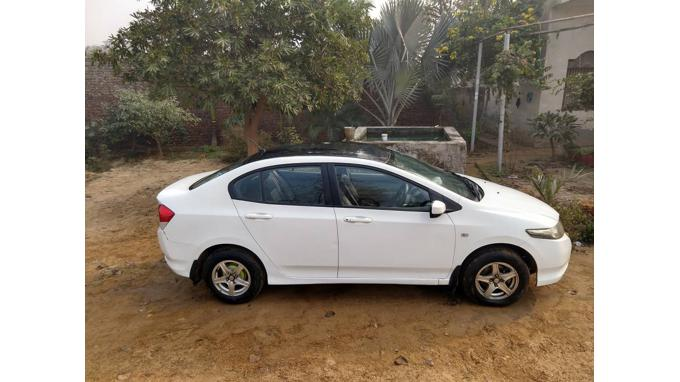 Used 2009 Honda City Car In Palwal
