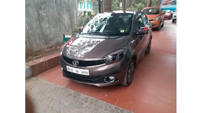 Used 2018 Tata Tigor Car In Thane