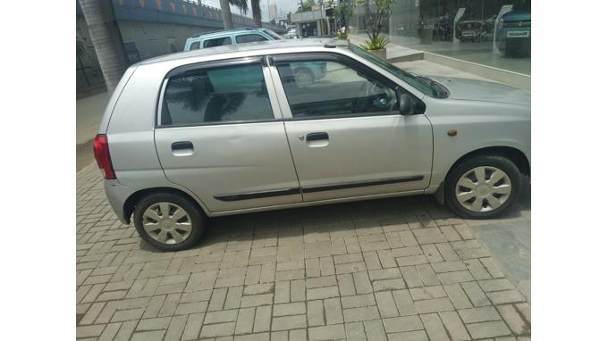 Used 2014 Maruti Suzuki Alto K10 Car In Pune