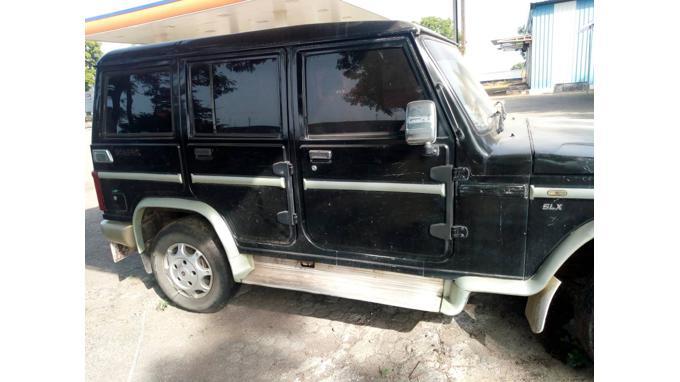 Used 2012 Mahindra Bolero Car In Nanded