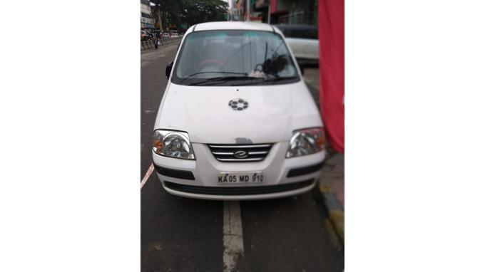 Used 2005 Hyundai Santro Xing Car In Bangalore
