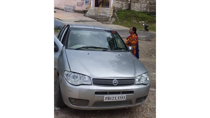 Used 2008 Fiat Palio Stile Car In Pathankot