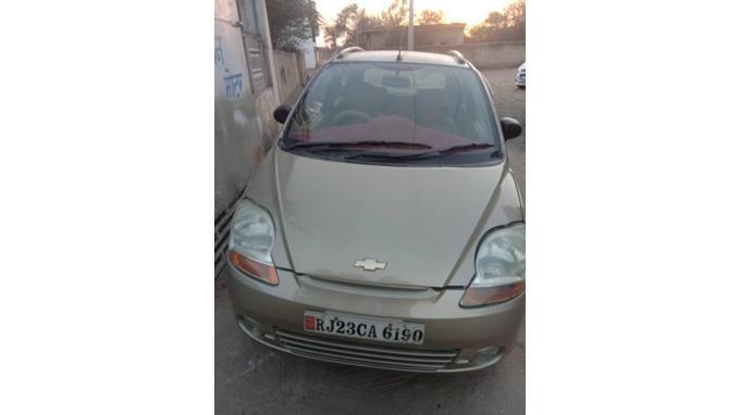 Used 2011 Chevrolet Spark Car In Sikar