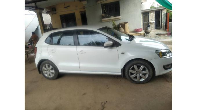 Used 2011 Volkswagen Polo Car In Ahmedabad