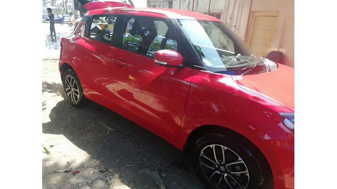Used 2018 Maruti Suzuki Swift Car In Visakhapatnam