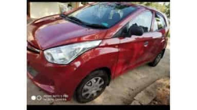 Used 2013 Hyundai Eon Car In Bangalore