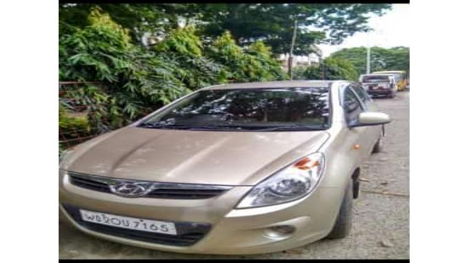 Used 2010 Hyundai i20 Car In Howrah